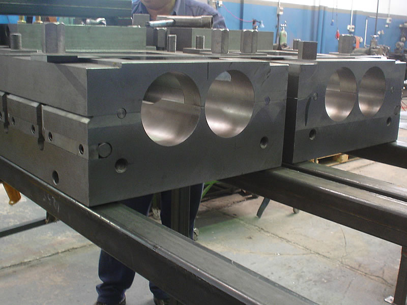 fabricacion de maquinas
